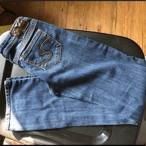 27x33 Silver jeans